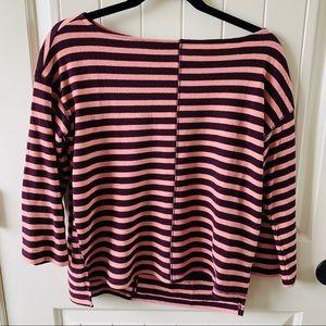 Lou And Grey Oversized Boxy Striped Shirt XS